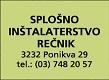 recnik instalacije